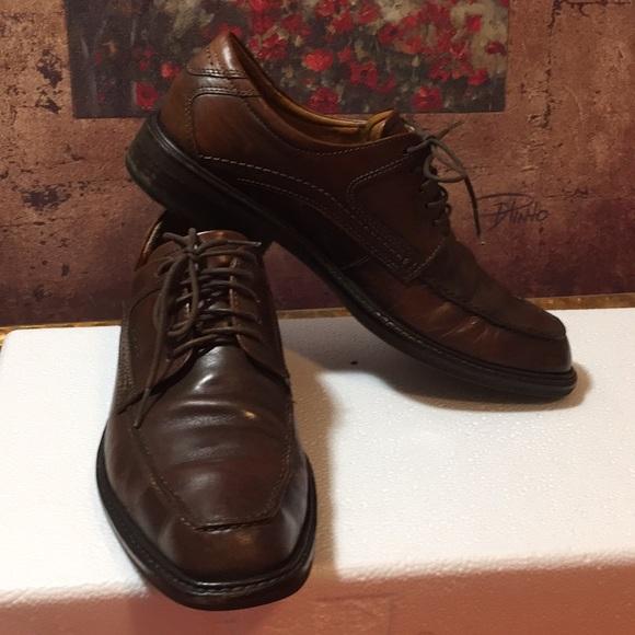Ecco Mens Dress Shoes Extra Wide